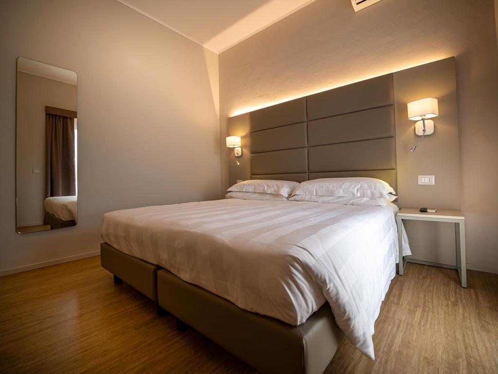 Camere - Hotel Belsoggiorno